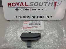 Toyota Tacoma Gray Leather Center Console Armrest Lid Lock Genuine OEM OE