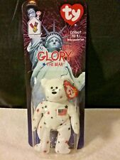 Beanie Baby ~ Mcdonalds  Glory  the Bear ~ Rare with errors