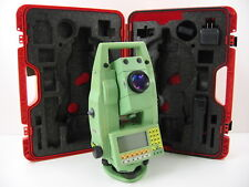 "LEICA TCRA1105 5"" TOTAL STATION ONLY, FOR SURVEYING, ONE MONTH WARRANTY"
