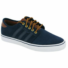 Scarpe da ginnastica da uomo blu adidas adidas seeley