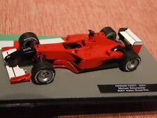 2001 F1 Michael Schumacher Ferrari  911 Tribute car 1:43 Scale