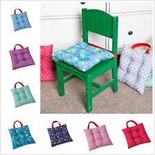 Kinder Tragbarer Sitzkissen Stuhlkissen Bodenkissen Dekokissen Kindersitz 27cm