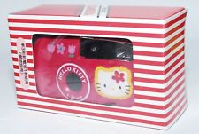 *Very Rare NEW In Box * Hello Kitty Film Camera 35mm FROM JAPAN #193-2