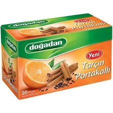 dogadan Instant orange & CinnamonTea - 20 instant teabags-lipton tea