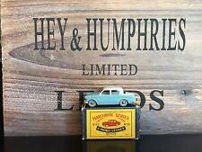 Matchbox Lesney Moko no.43a-2.Rare Version mint B-2 Box excellent from 1958