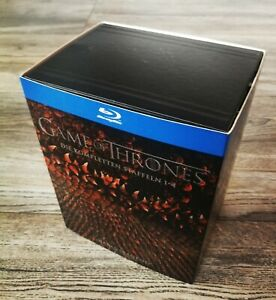 Game Of Thrones [Blu-Ray] - Limited Fan Box incl. Fotobook NEW + RAR