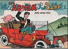 al capp LI'L ABNER completa 1/ 9 comic art daily strips CPL 1934-1941 yellow kid