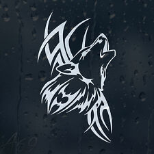 Tattoo Wolf Car Window Wall Laptop Decal Phone Vinyl Sticker Ideal For Furniture