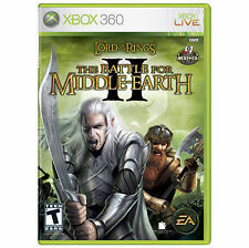 The Lord of the Rings The Battle for Middle-Earth 2 II NEW and Sealed XBox 360