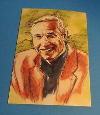 2012-2013 ART OF  ROBERT ARAGON BELA LUGOSI JR  TRADING CARD