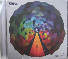 MUSE CD The Resistance 11 Track Brand New album UK Jewel Case SEALED