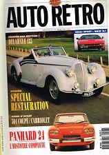 revue automobile: Auto Rétro: N°127 mars 1991