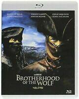THE BROTHERHOOD OF THE WOLF USED - VERY GOOD BLU-RAY