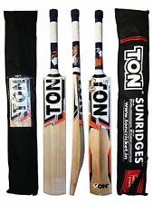 Ss Ton Max Power Cricket Bat Kashmir Willow by Sunridges For Men 100% Original