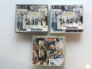 The Beatles Anthology 6 Discs Vol. 1,1,3