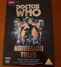 Doctor Who Kamelion Tales Region 2