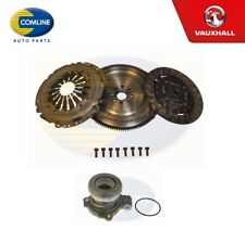 FOR VAUXHALL COMBO 1.3 CDTI SOLID FLYWHEEL CLUTCH KIT W/ CSC SLAVE CYLINDER