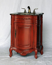 24-Inch Antique Style Single Sink Bathroom Vanity Model 2232-505 MXC