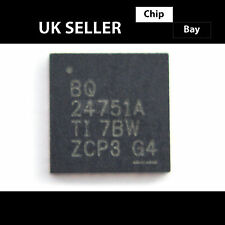 2x TEXAS INSTRUMENTS TI BQ24751A 24751A  Multi-Chemistry Battery Charger Chip