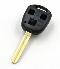 No Chip 3 Buttons Remote Blank Key Shell Case For Toyota FJ/Land Cruiser Camry