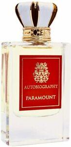 PARAMOUNT Auto Biography Unisex 50ml Edp Fragrance Spray – by Paris Corner UAE