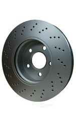 Pair Set of 2 Rear Hella Pagid Brake Disc Rotors 295mm For C197 SLS AMG Base GT