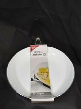 Select by Calphalon Ceramic Nonstick 12-Inch Fry Pan ~Easy Release ~Comfort Grip