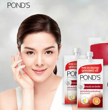 7 G.x 6 PCS. POND'S Age Miracle Ultimate Gold X5 Day Cream SPF 18 PA Serum Milk