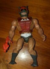 Vintage He-Man Masters of the Universe ZODAC Complete w/ Gun 1982 MOTU 80s