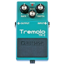 Boss TR-2 Tremolo Guitar Effect Pedal