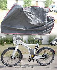 Cubierta de bicicleta cubierta lona cobertora para Smart ebike bicicleta eléctrica e-bike