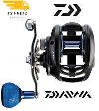 🇺🇸DAIWA LEXA 400 WN 7.1:1 LEXA-WN400HSL-P Baitcast 25lb Drag Fishing Reel NEW!