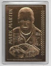 Tony Stewart Mint Racing 22kt Gold Card #8 Home Depot Car #6