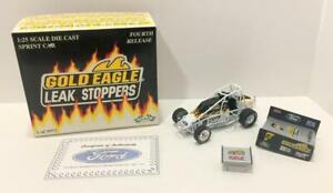 1997 JEFF SWINDELL GOLD EAGLE 1:25 GMP DIECAST SPRINT CAR