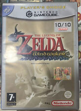 The Legend Zelda: The Wind Waker Ita-Nintendo Gamecube PlayerS Choice No Manuale