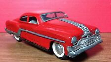 Vintage 1950's Red Tin Friction Car