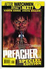 Preacher Special Edition 1 DC 2009 NM After Watchmen Whats Next AMC TV Show
