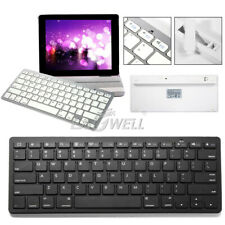 Slim Wireless Keypad Keyboard For iPad/IOS/Android Cellphone/Mac/Laptop Tablet