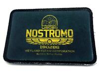 USCSS Nostromo Alien Weyland Yutani Cosplay Airsoft Sublimated Morale Patch