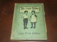 The Irish Twins - Lucy Fitch Perkins - 1913 1st Edition