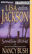 Wicked: Something Wicked 3 by Lisa Jackson and Nancy Bush (2014, MP3 CD, Unabrid