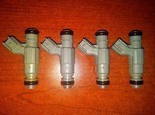 -Warranty- (4) OEM Reman Fuel Injector SET Chrysler Dodge 2.0 2.4 0280155976