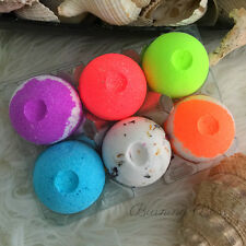 WHOLESALE RE-SELL Aromatherapy Bubble Bath Bombs GIFT PACK Of 6 X 10