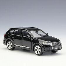 Welly 1:36 Audi Q7 Metal Diecast Model Suv Car Black