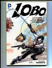 Lobo Volume 1: Targets! Tpb (8.0) 1st Print