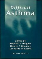 Difícil Asma por Holgate, Stephen T
