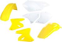 Acerbis Plastic Kit 2041080206 OEM Yellow Body Kit 1403-1678 2041080206