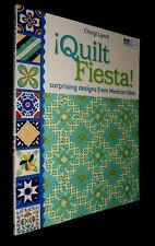 Quilt Fiesta!   by Cheryl Lynch | B/New PB, 2011