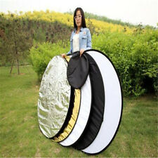 "Softbox 5in1 32"" 60cm Folding Photography Studio Photo Light Reflector Diffuse:4"