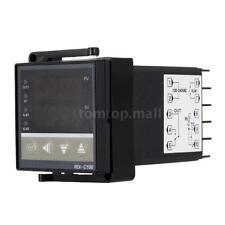 Digital PID Temperature Temp Controller Dual LED Thermostat AC 100-260V G5Q4